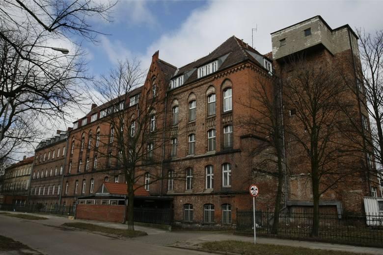 2009, Budynek, w którym znajdował się tzw. szpital przy Łąkowej
