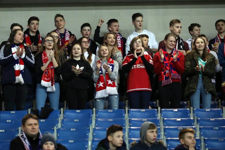 18.02.2019: Wisła - Śląsk Wrocław