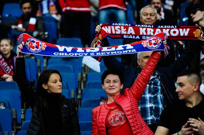 31.03.2019: Wisła - Legia Warszawa
