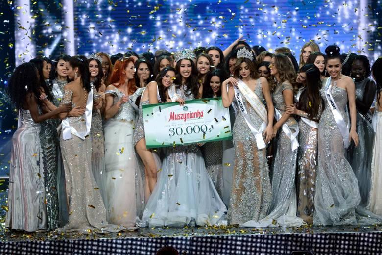 Miss Supranational 2017. Wygrała Jenny Kim! Piękne kobiety na gali w Krynicy-Zdroju