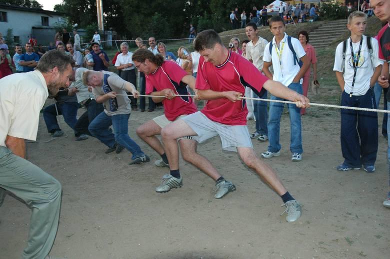 Przeciąganie liny