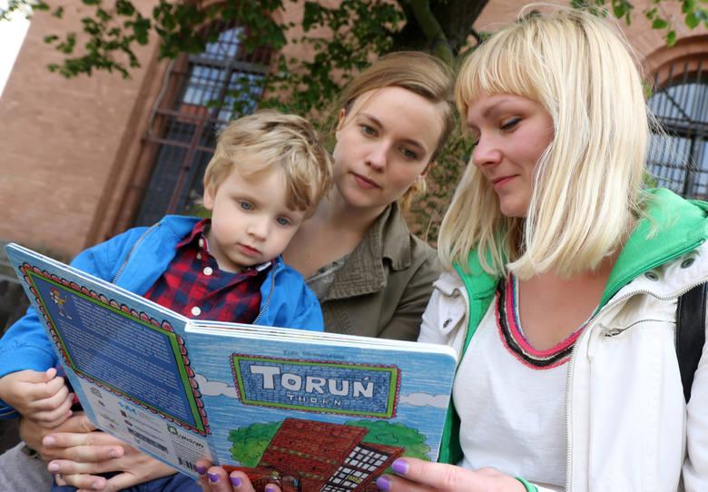Toruń to nie tylko miasto związane z Kopernikiem oraz gotycką architekturą. Wielu autorów uczyniło nasze miasto miejscem akcji swoich opowiadań i powieści.