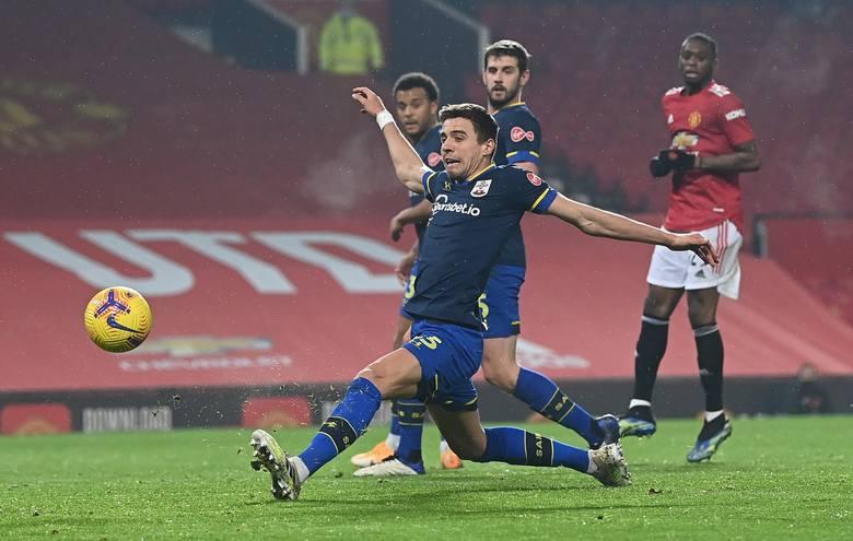 Koszmarny mecz Jana Bednarka i Southampton. Wysoka porażka z Manchesterem United
