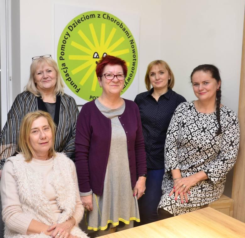 Fundacja Pomocy Dzieciom z Chorobami Nowotworowymi w Poznaniu: Przez pomaganie spełniają swoje marzenia z przeszłości