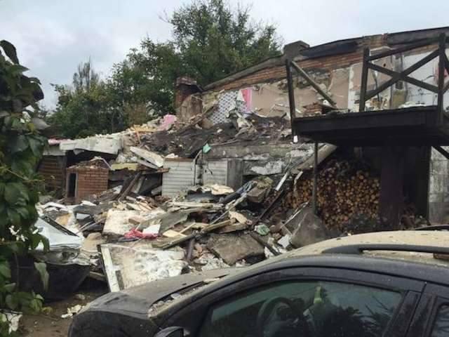 Wracamy do tematu wybuchu przy Byszewskiej. Sąsiedzi, parafianie i urzędnicy chcą pomóc poszkodowanej rodzinie