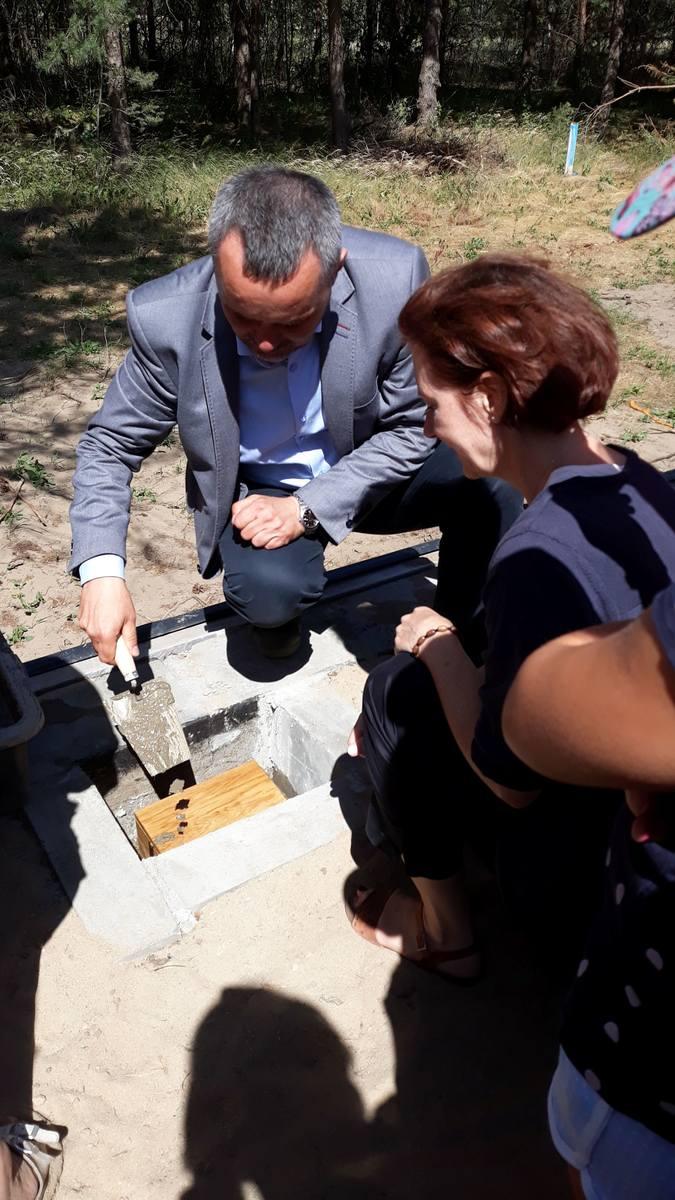 Hospicjum w Makówce. Wmurowano kamień węgielny pod budowę kaplicy