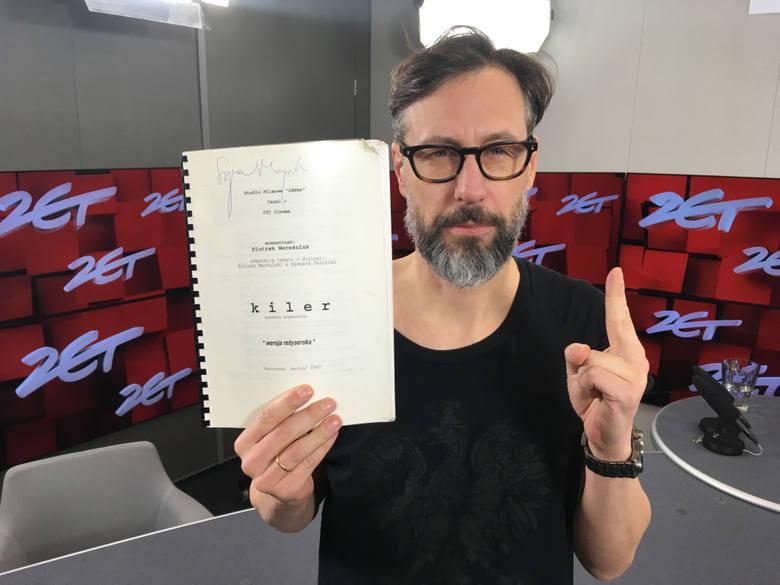 Scenariusz komedii &quot;Kiler&quot; przekazany przez Szymona Majewskiego<br /> <br /> Obecna cena: 1 325 zł<br /> <strong><a href=