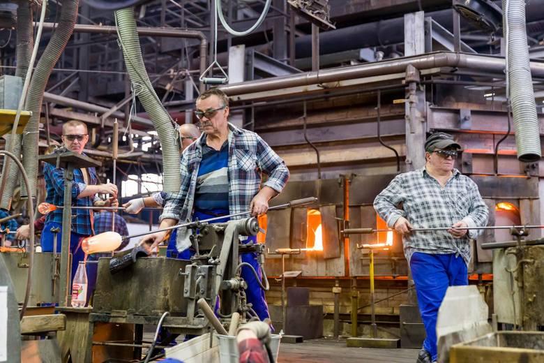 Białostocki Biaglass - nie ma drugiej takiej huty szkła w Europie