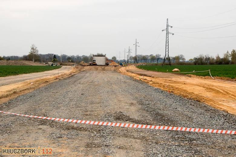 Niewybuch znaleziony w Kluczborku.