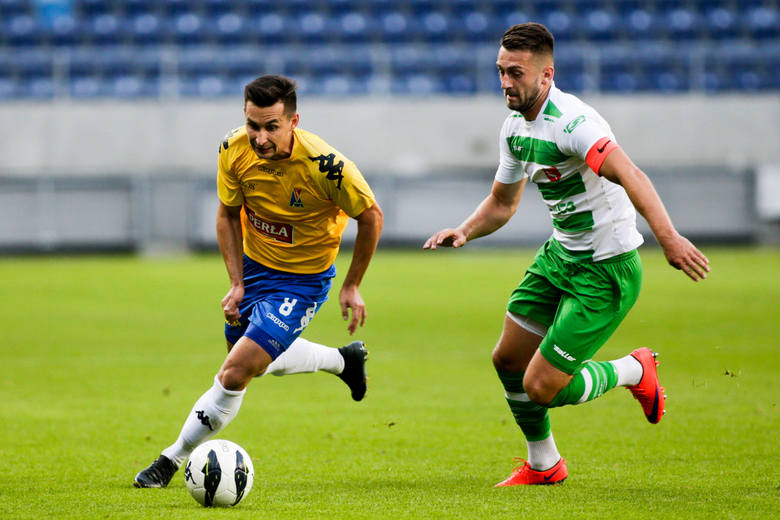 Motor Lublin - Orlęta Radzyń Podlaski 0:0. Zobacz zdjęcia z meczu