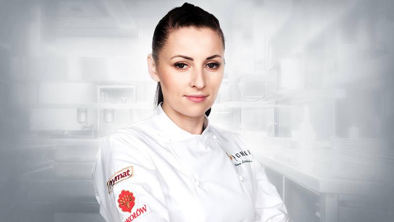 Ewelina Łapińska, restauratorka z Białegostoku, w Top Chef