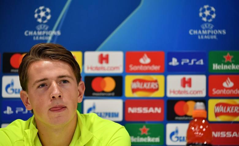 Sander Berge ma 21 lat, jest kapitanem w klubie Polaka
