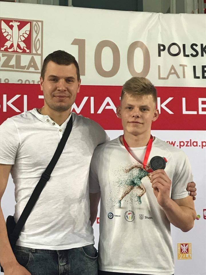 Halowe Mistrzostwa Polski juniorów w kategorii U18 i U20 odbyły się w Toruniu.