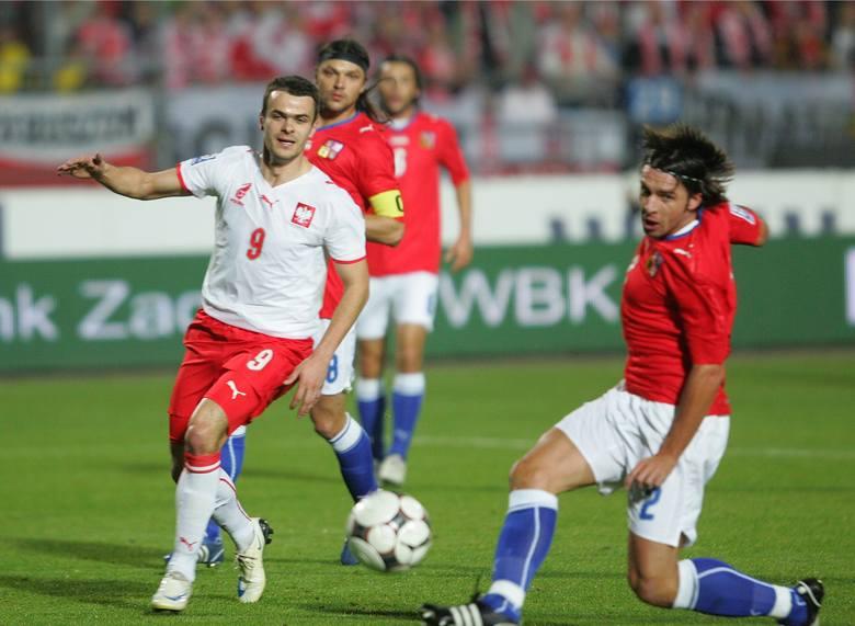 Polska - Czechy 2:1 (2008)