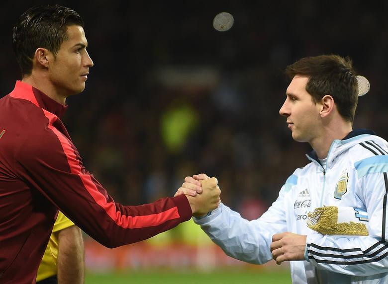 CR7 i Messi