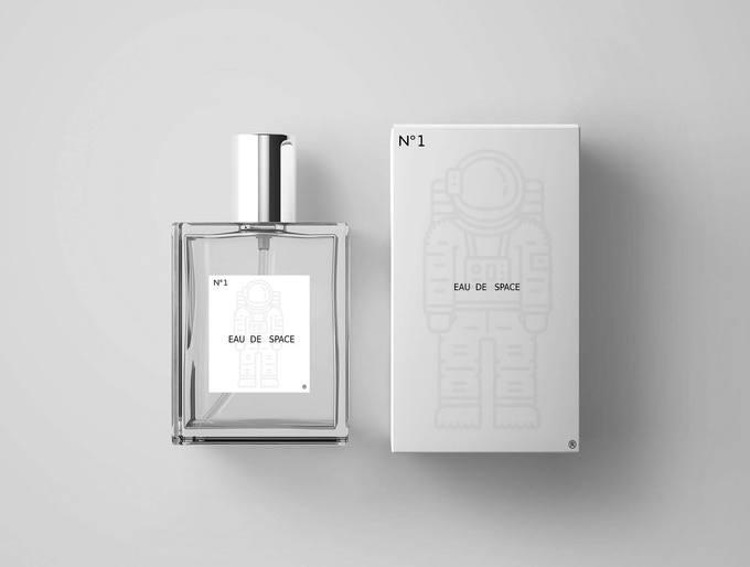 """Kosmos we flakoniku, czyli perfumy """"Eau de Space"""". We współpracy z NASA powstał zapach, który przeniesie nas w przestrzeń kosmiczną"""