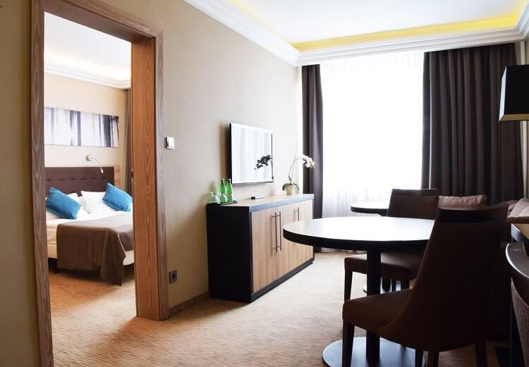 Hotel Festival w Opolu - wyjątkowe miejsce, w którym sypiają gwiazdy estrady