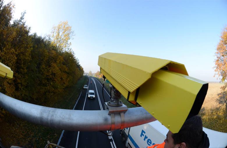 Chodzi o znaki, które będą informowały kierowców o odcinkowym pomiarze prędkości. Ministerstwo Infrastruktury pokazało na swojej stronie internetowej