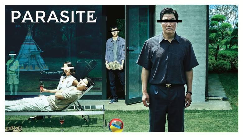 "Parasite<br /> SALA NR 2<br /> WTOREK<br /> 20 - DKF ""Eroica"" Parasite Korea Południowa 132'|bilety 12zł"