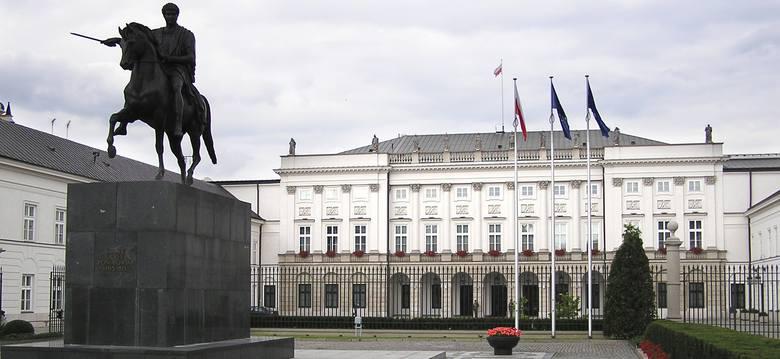 w Warszawie