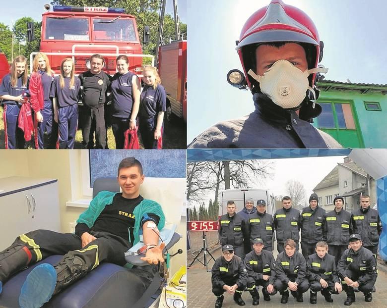 Wspólnie z Zarządem Wojewódzkim Związku Ochotniczych Straży Pożarnych RP nagrodzimy strażaków ochotników, jednostki OSP oraz młodzieżowe drużyny pożarnicze