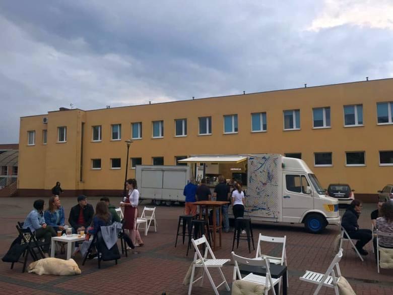 W ubiegłym roku Beer Truck stał na Solnym Rynku w Oleśnie. W tym roku Paweł Wajsprych już nie dostał zezwolenia od burmistrza Olesna.