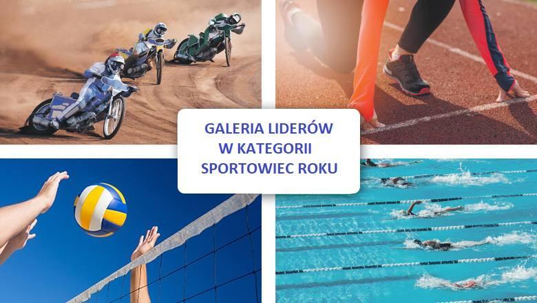 SPORTOWIEC ROKU 2019 - Galeria liderów powiatowych w kategorii Sportowiec Roku!