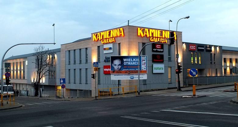Rusza Galeria Kamienna w Starachowicach. W czwartek wielkie otwarcie z koncertem NorbiegoWtorek 27 listopada. Galeria Kamienna gotowa do otwarcia. Wewnątrz