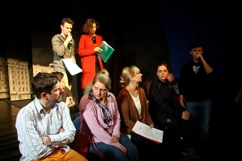 Lubelski ratusz i aktorzy dyskutują o przyszłej siedzibie Teatru Andersena