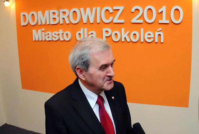 Galeria zdjęć ze sztabu Konstantego Dombrowicza