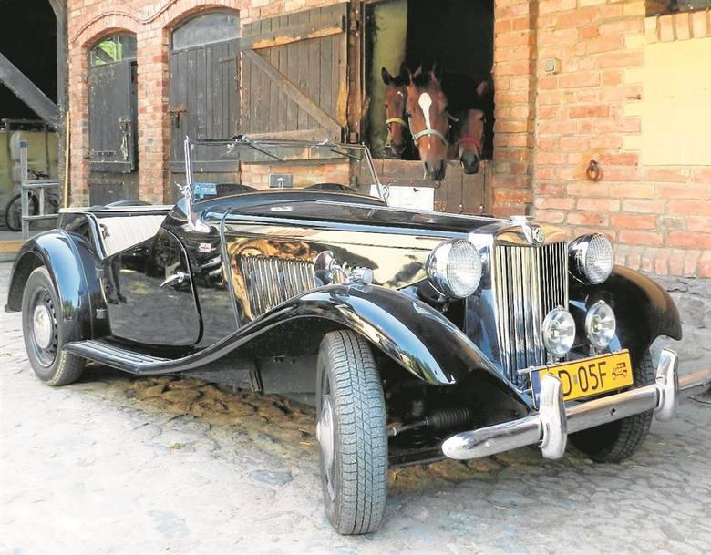 Mg znaczy morris garages drugie ycie zabytkowego auta z for Darcy motors morris illinois