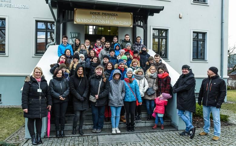 Uczniowie z całej Polski przyjechali na zawody matematyczne do Bydgoszczy