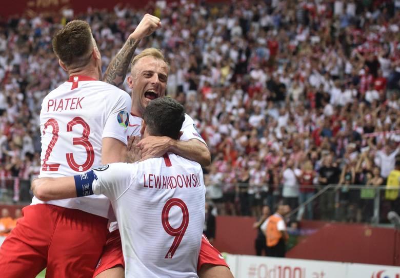 Reprezentacja Polski nie zachwyca stylem, ale jest bliska awansu na finały Euro 2020. Kadrę Jerzego Brzęczka w większości tworzą piłkarze doskonale znani