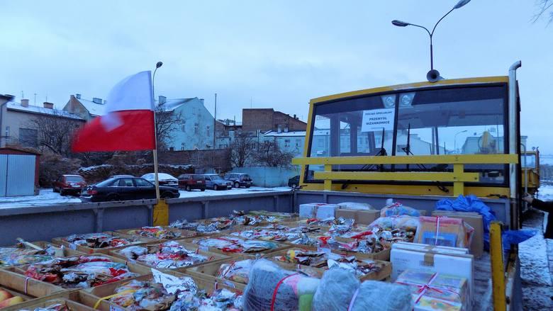 """Pierwszy raz, po 22-letniej przerwie, pociąg przekroczył polsko- ukraińską granicę pomiędzy Malhowicami i Niżankowicami.  """"Kolejowy"""""""