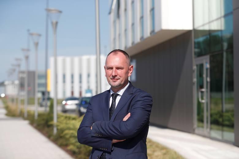 Mariusz Bednarz: Zdecydowana większość firm skupionych w Aeropolis działa w branży wysokich technologii, do której będzie należała przyszłość gospodarcza