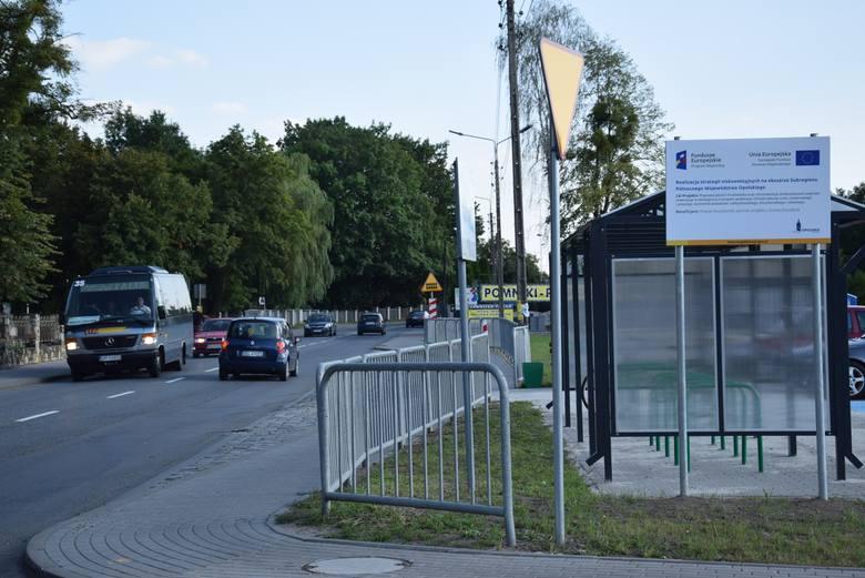 Parking Park & Ride przy ul. Opolskiej w Kluczborku