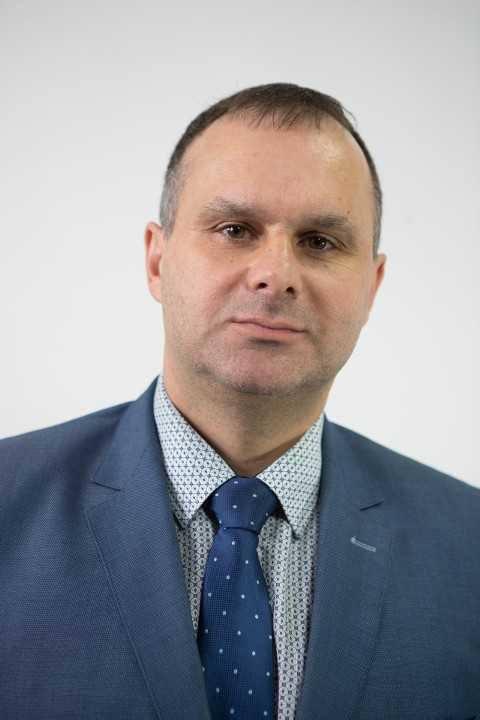 Członek Zarządu Województwa Łódzkiego Robert Baryła (Solidarna Polska/PiS)