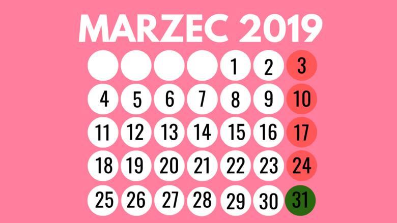 Niedziele handlowe 2019. Sprawdź kalendarz niedziel handlowych i wolnych od handlu w 2019 roku