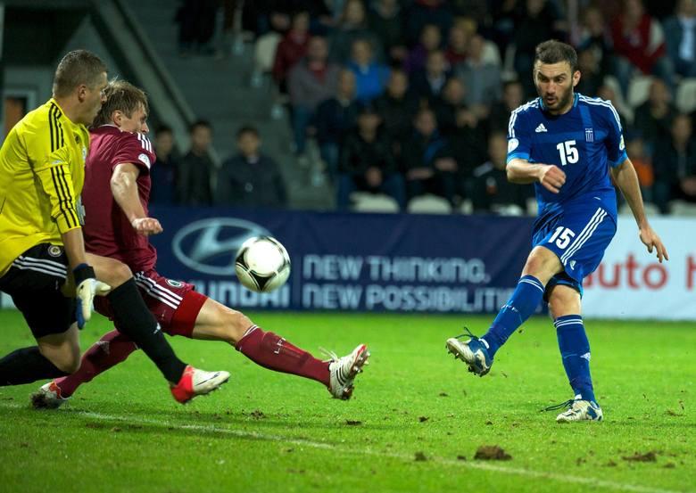 Andris Vanins (39 lat, FC Zurych) - 3 (skala ocen 1-6)Kapitan i wielki weteran reprezentacji Łotwy, w której zadebiutował... 4 lutego 2000 roku. Raczej