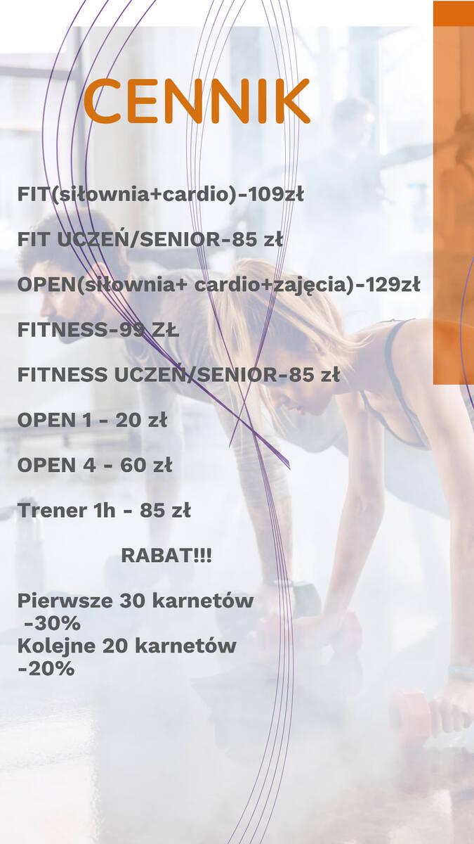 Siłownia Fit-Mania w Połańcu już otwarta. Jak wygląda i co oferuje? (ZDJĘCIA)