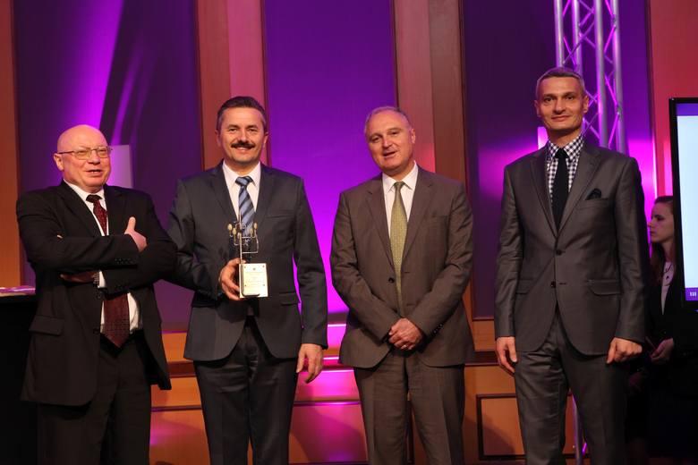 Zwycięzcę konkursu Dynamiczny Przedsiębiorca ogłoszono 24 kwietnia w warszawskim hotelu Sheraton