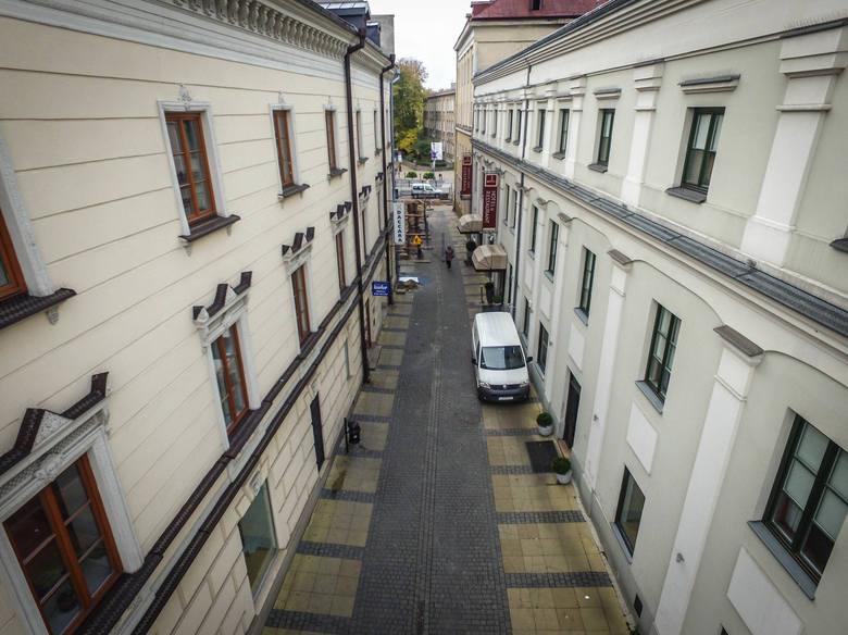 Ul. Przechodnia w Lublinie