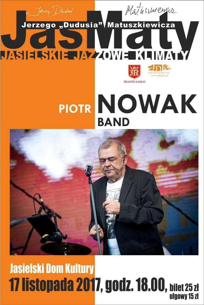 JASMATY: Piotr Nowak Band
