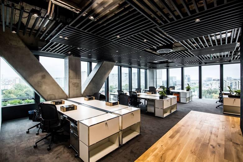 """Kategoria """"Najlepsze Biuro w Branży Finansowej""""Wyciszone gabinety, kawiarnie, kanapy, bieżnie, pokoje gier czy nawet strefy do medytacji. To tylko niektóre"""