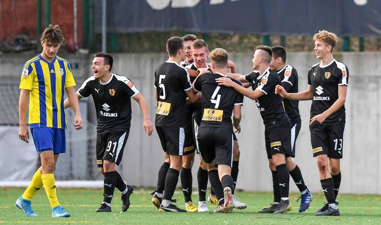 Piłkarze Korony Kielce wygrali z Arką Gdynia 3:0 w wyjazdowym meczu Centralnej Ligi Juniorów do 18 lat.   Arka Gdynia - Korona Kielce 0:3 (0:1)Bramki: