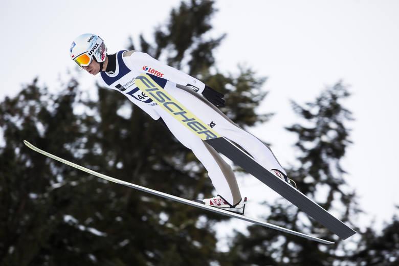 Kamil Stoch jest jednym z faworytów rozpoczynającego się Turnieju Czterech Skoczni