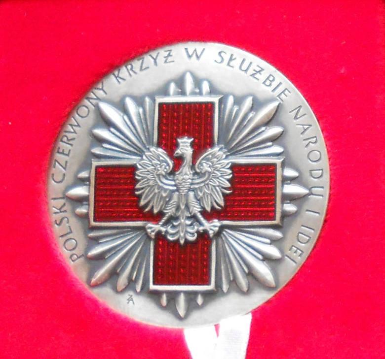 Pamiątkowy medal poświęcony gen. broni Józefowi Hallerowi (rewers)