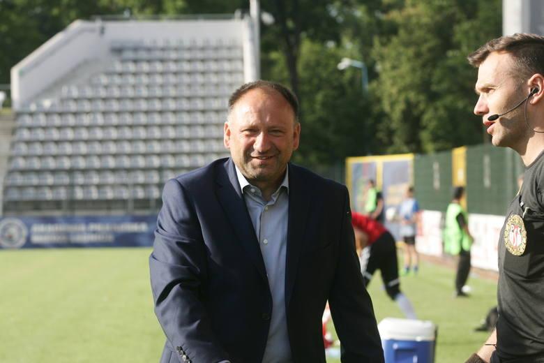 Ryszard Kuźma nie jest już trenerem Partizana Bardejov