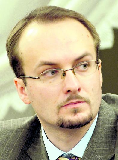 Piotr Kowalczyk, przewodniczący  Rady Miasta Lublin