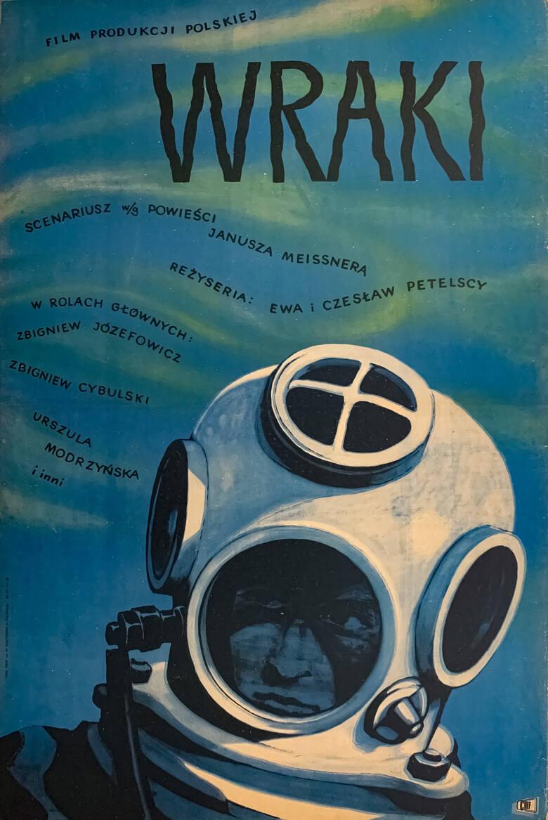 <strong>Wraki 1955 </strong><br /> <br /> Jerzy Rutowicz: <i>W scenach, gdy bohaterowie schodzili pod wodę, grali prawdziwi nurkowie. Jeden z nich wydobył z morskiego dna zegarek, który po wyczyszczeniu przez zegarmistrza zaczął chodzić. </i>